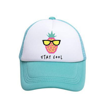 06827000dc56c Quick View · Stay Cool   Pineapple Trucker Hat