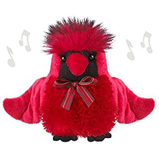 GANZ Plush/ Holiday Cardinal