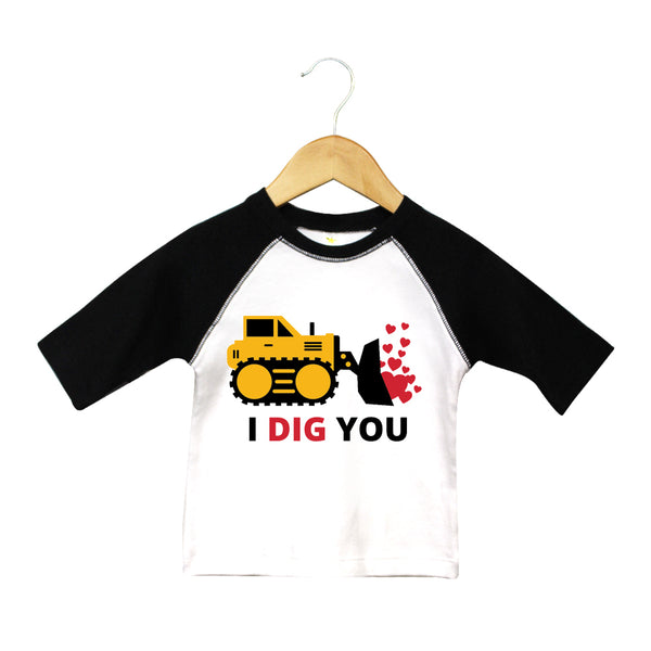 T Shirts & Onesies by GGG / I Dig You T-Shirt