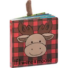 Books by Jellycat / If I were a Moose