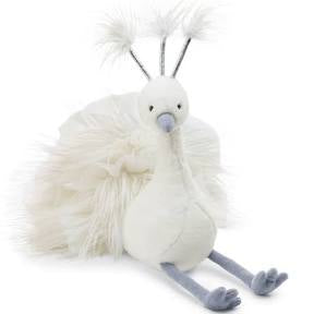 JellyCat Plush / Lola Wingaling Peacock