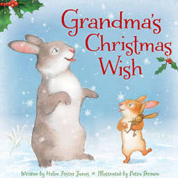 Children's Books / Grandma's Christmas Wish