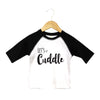 T Shirts & Onesies by GGG / Let's Cuddle/ Raglan T