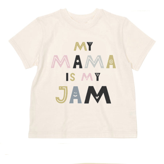 T Shirts & Onesies by GGG / My Mama is My JAM T Shirt