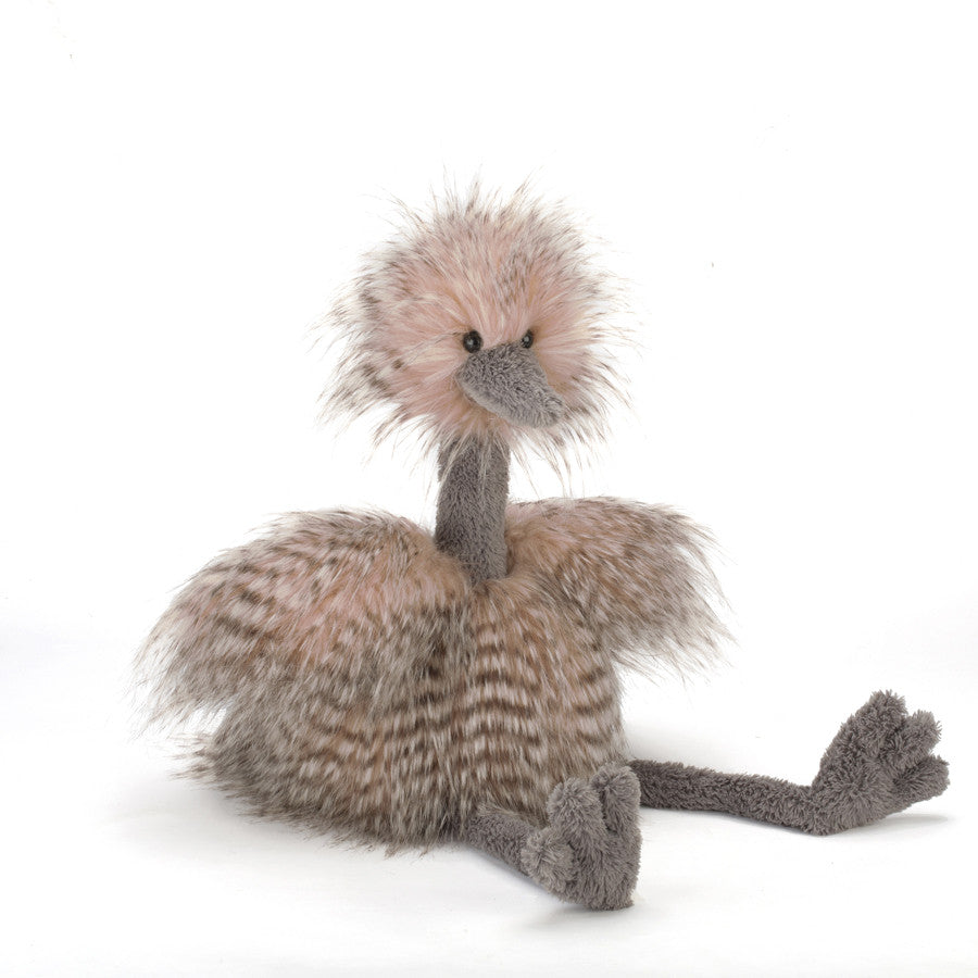 JellyCat Plush / Odette Ostrich medium
