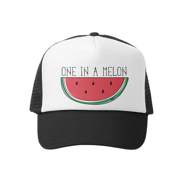 Grom Squad Hats / One In A Melon Trucker Hat
