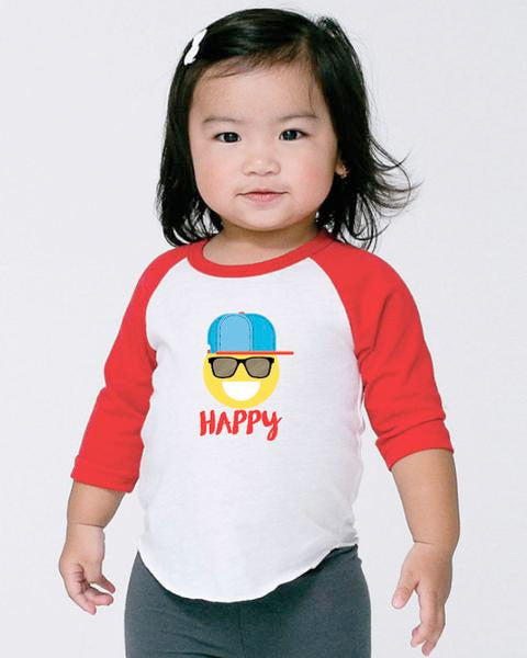 T Shirts & Onesies by GGG / HAPPY