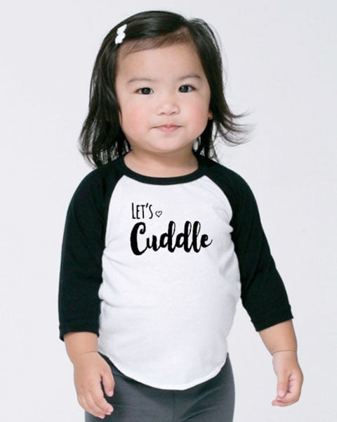 T Shirts & Onesies by GGG / Let's Cuddle