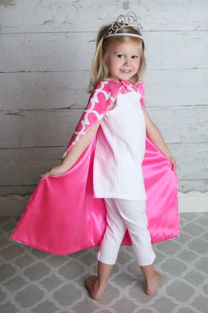 Princess Cape / Pink