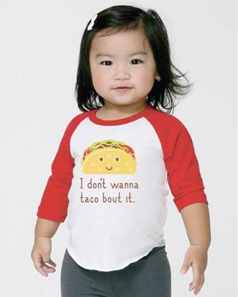 T Shirts & Onesies by GGG / Taco Bout It