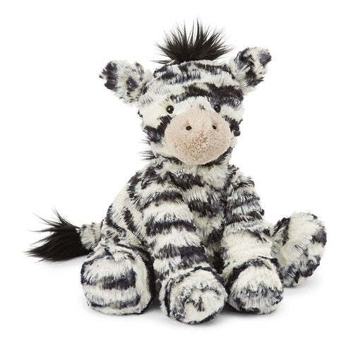 JellyCat Plush / Fuddle Wuddle Zebra