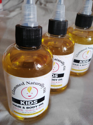 Kids Hair & Body Oil