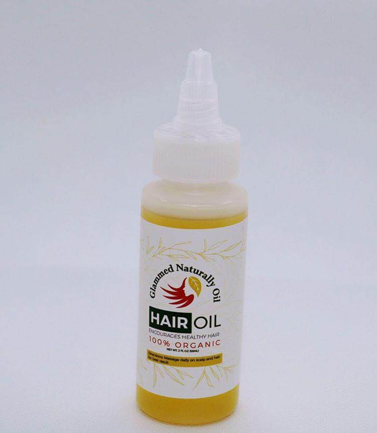 Glammed Naturally hair Oil