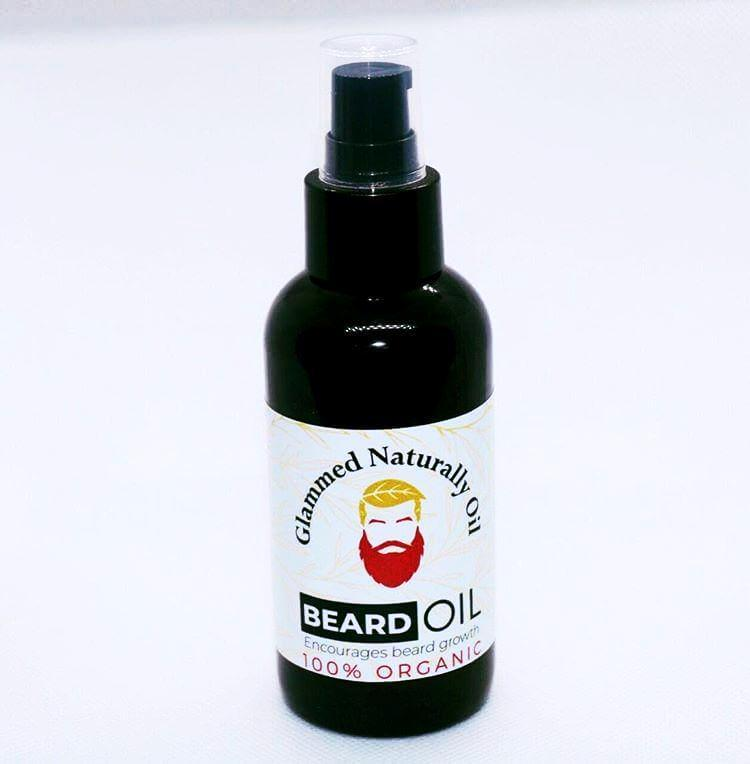 Glammed Naturally Beard Oil
