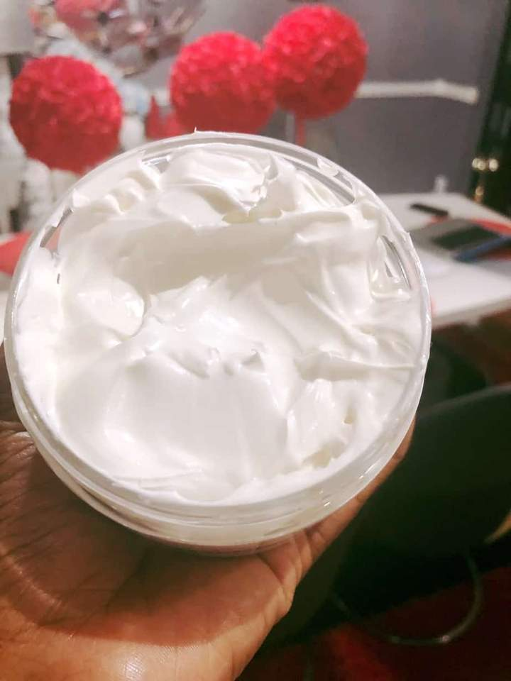 Glammed Naturally Oil Whipped Coco Shea