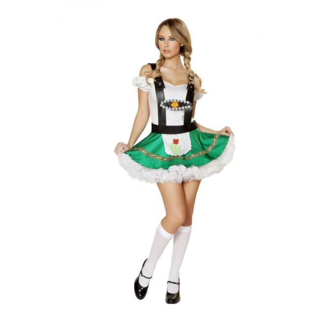 2pc Sexy Hoffbrau Lady Costume
