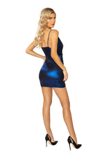 Women's Shimmer Spaghetti Strap Dress