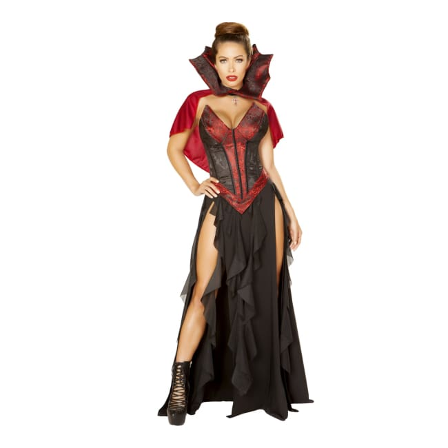 Blood Lusting Vampire Costume Set