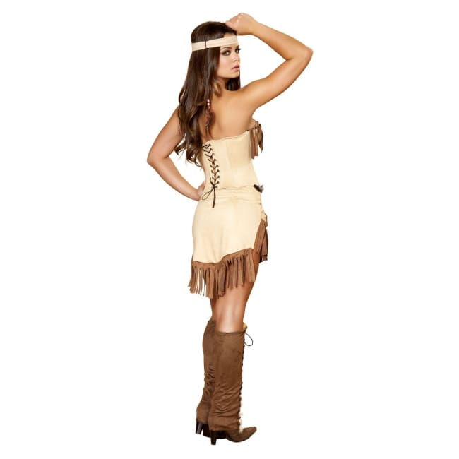 3pc Pocahontas Costume Set - Costume