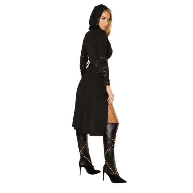 3pc The Queens Assassin Costume Set - Costumes