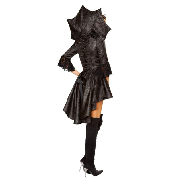 4pc Queen of Darkness Costume Set - Costumes