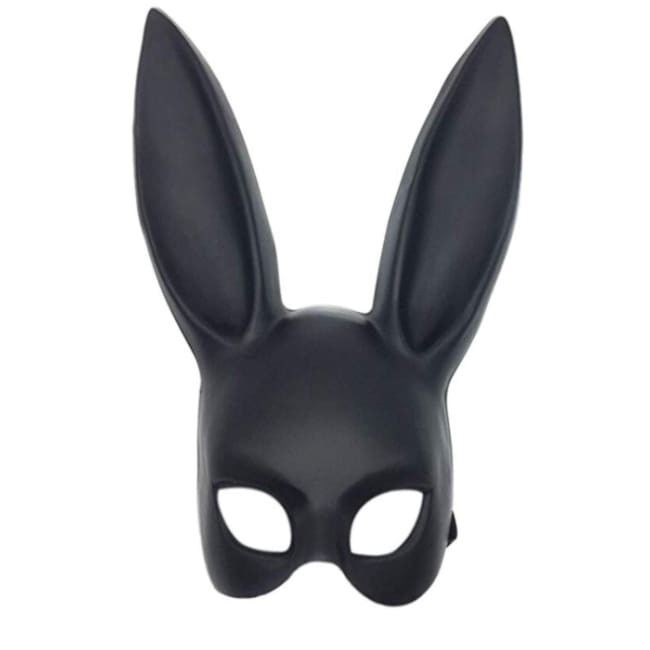 Bunny Adult Party Mask - Mask