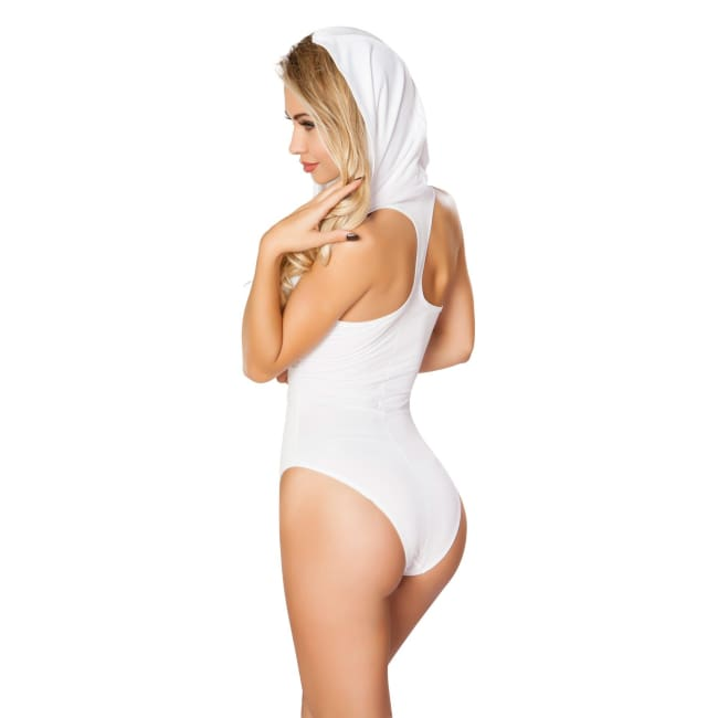 Hooded BodySuit - Body Suit