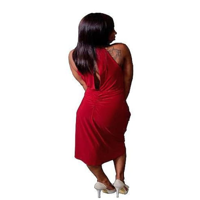 Love and Hip Hop Plunging V Dress - Dresses