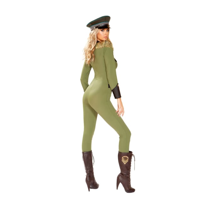 Military Army Costume Set - Costume