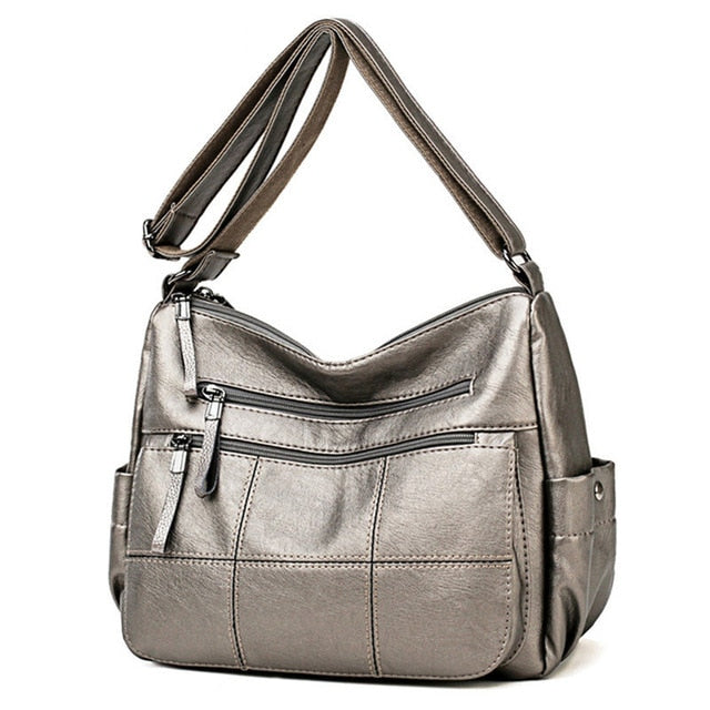 Women's Leather Luxury Hand Bags