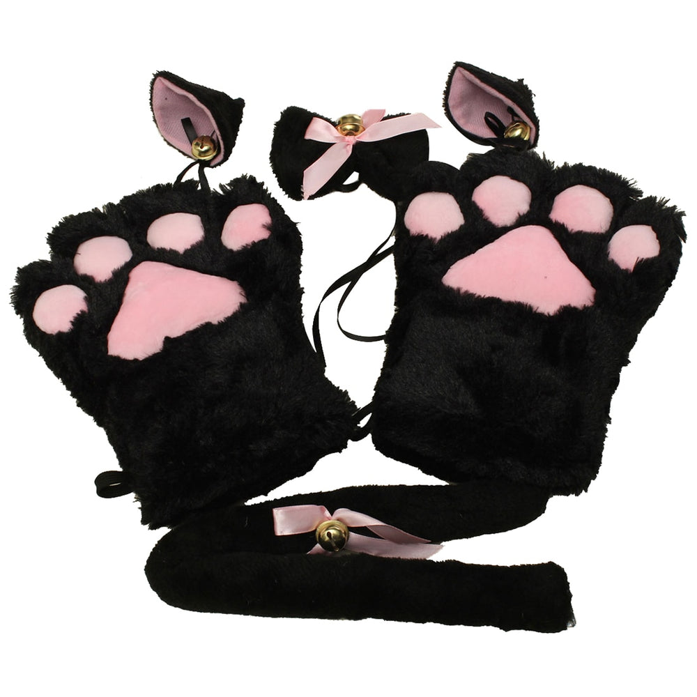 Kitten Cat Cosplay Roleplay Anime Costume Set