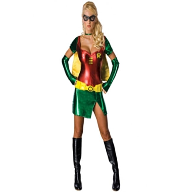 Robin Costume - s / Red - Costume