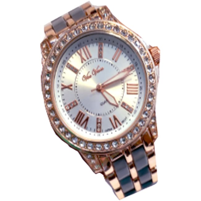 Rose Gold Vice Versa Watch - Rose Gold - Watch