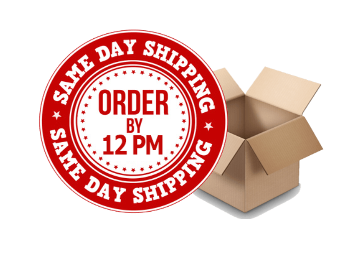 same day shipping