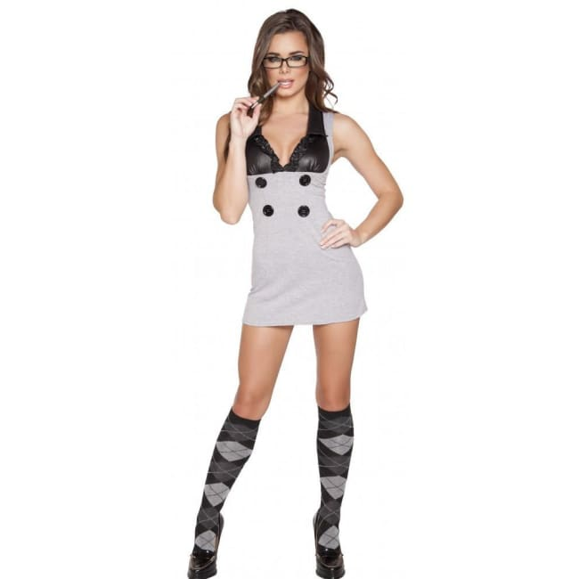 Sultry Detention Diva Costume - M/L - Costume