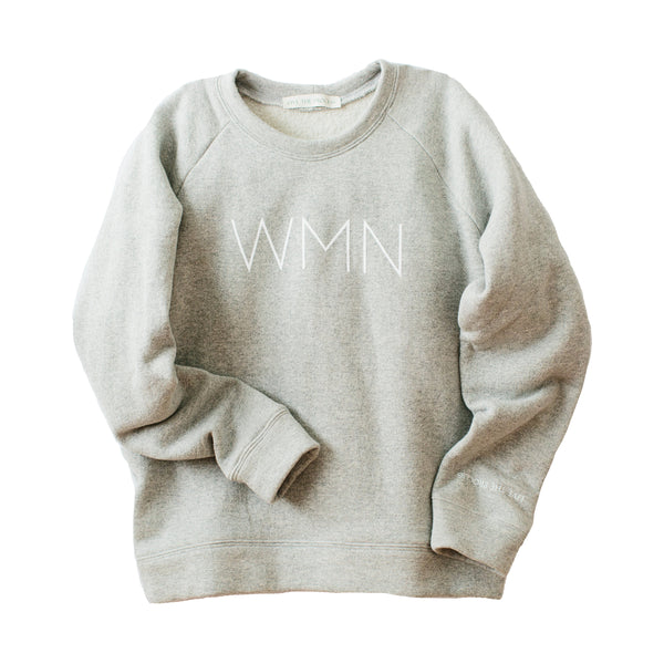 WMN + Live The Process Sweatshirt
