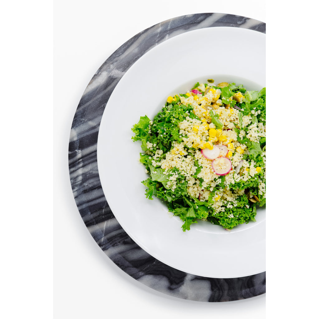 Corn Kale Salad