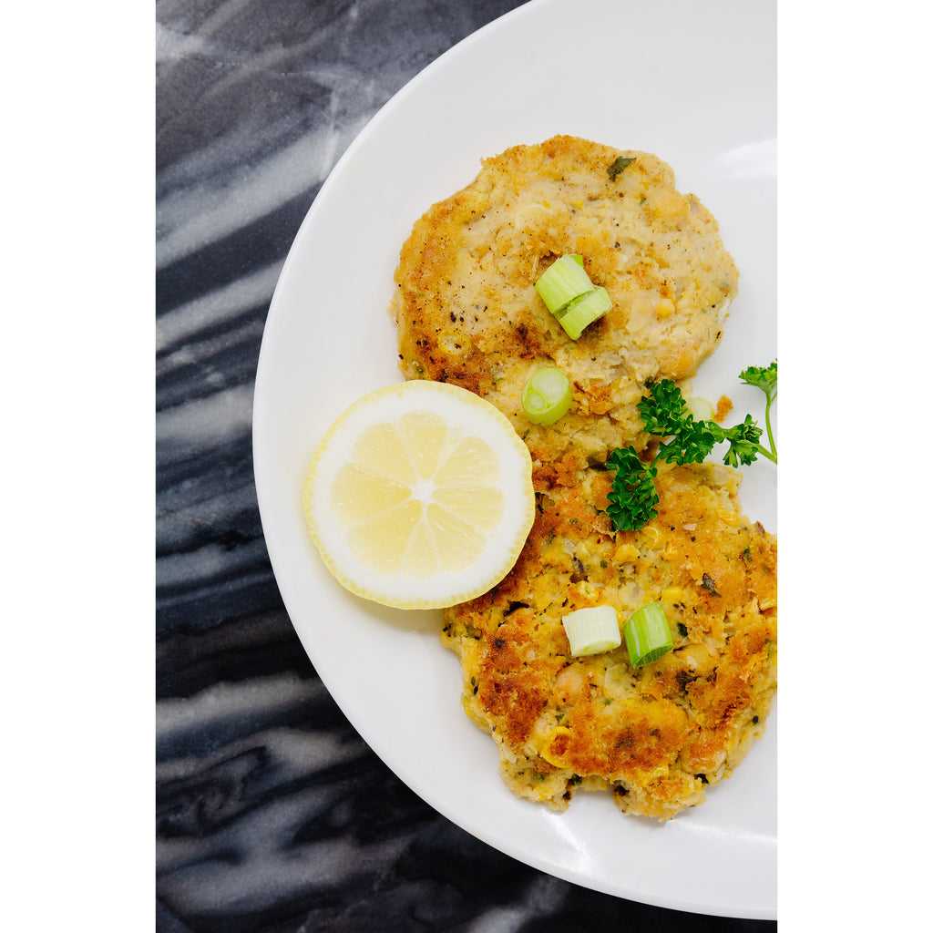Chickpea Patties