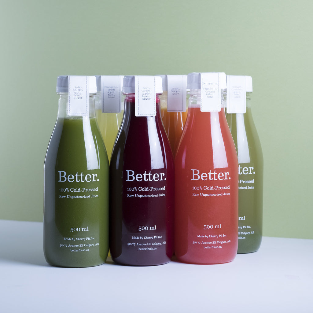 Better Days (Juice Cleanse)