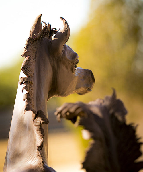 "New from WMT Art... ""Charisma"" Life-Size Arabian Filly"