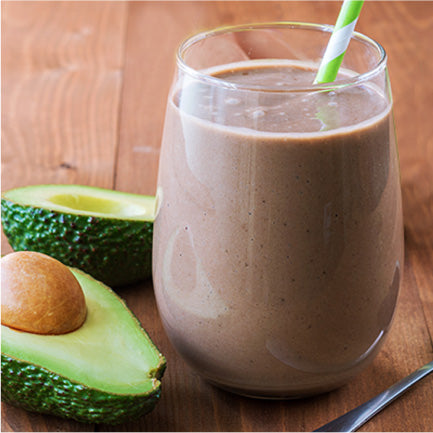 do more with your protein shake mint mocha frappe
