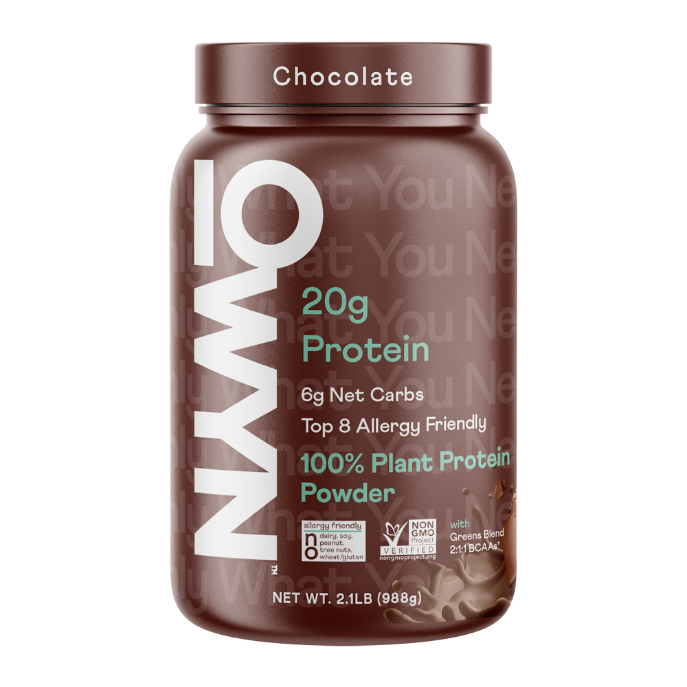 Vegan Plant-Based Protein Powder