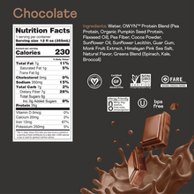 Load image into Gallery viewer, OWYN Pro Elite Protein Shakes