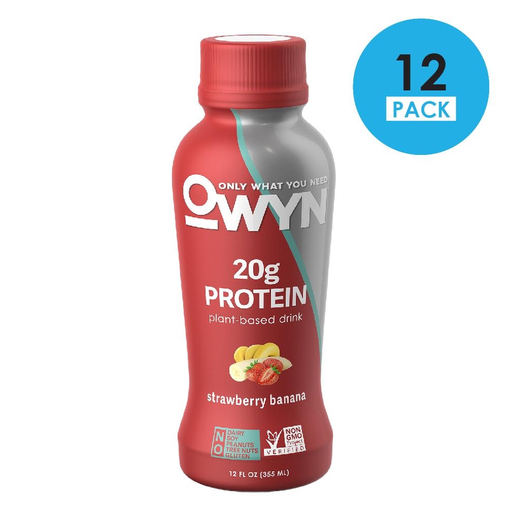 Protein Drink - 12 Ounces