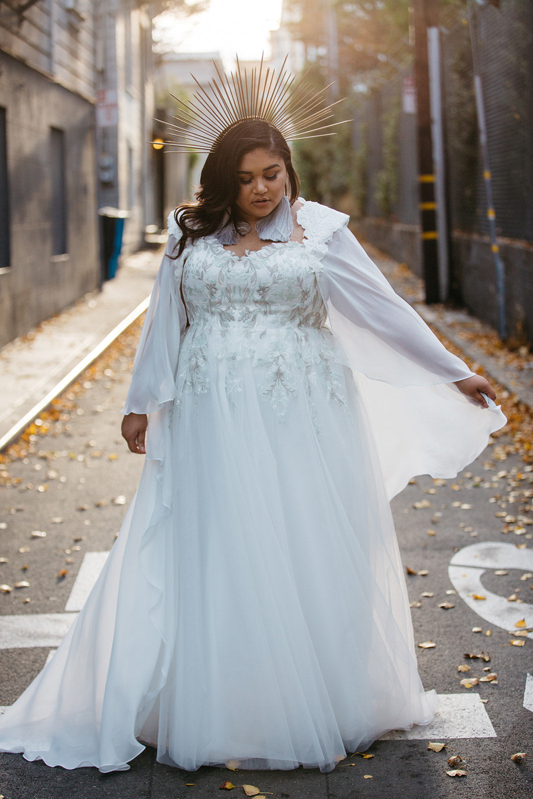 Why We Decided To Do a Plus-Size Wedding Dress Collection ...