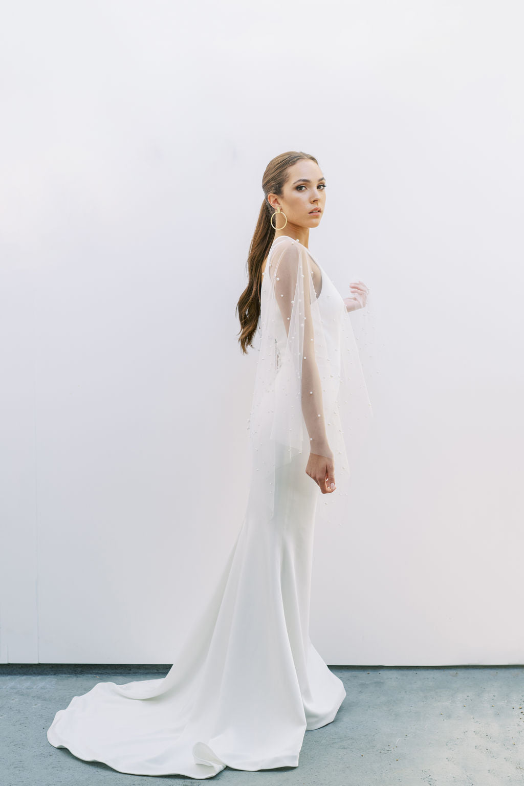 Lace & Liberty: A luxurious and personalized wedding dress ...