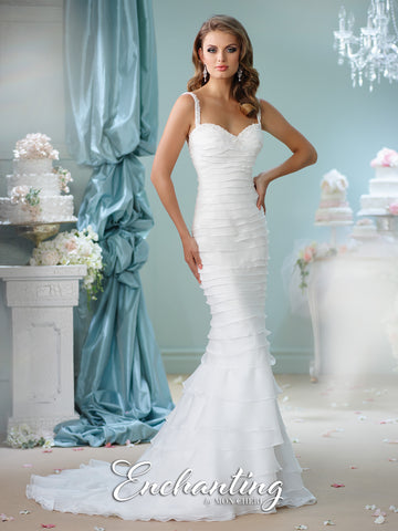 wedding mermaid dress