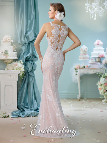2016 Enchanting Mermaid Wedding Gown Collection By Mon Cheri