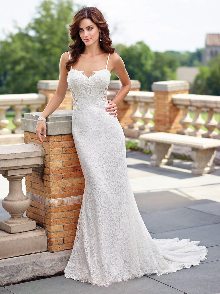 2017 Enchanting Mermaid Wedding gown Collection By Mon Cheri
