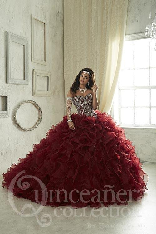 Beautiful quinceanera, sweet 16, engagement ball gown dress designed ...